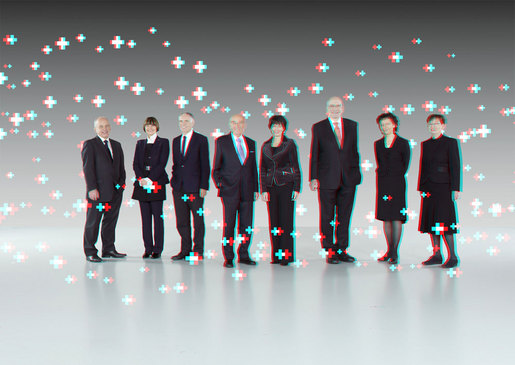 Swiss Government in 3D