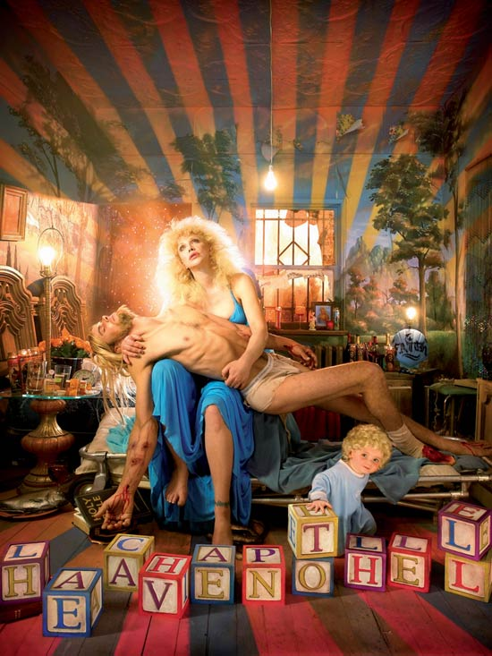 david lachapelle photos. David LaChapelle